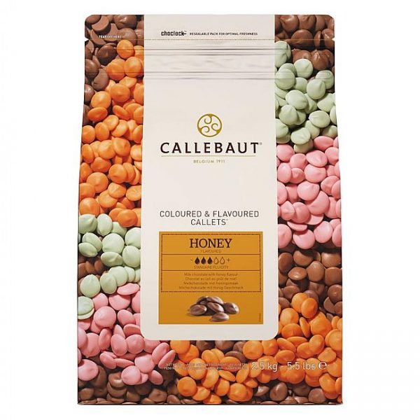 Шоколад Callebaut Honey, 1 кг