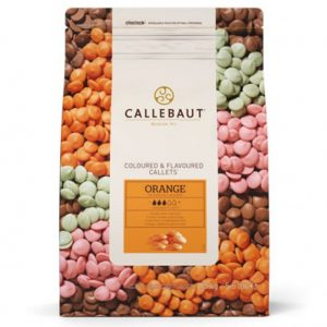 Шоколад Callebaut Orange, 1 кг